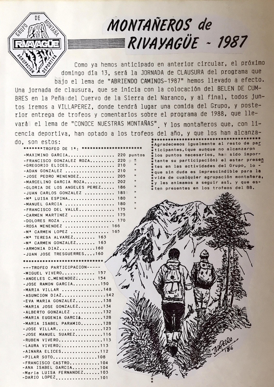13 diciembre, 1987: Belén de Cumbres