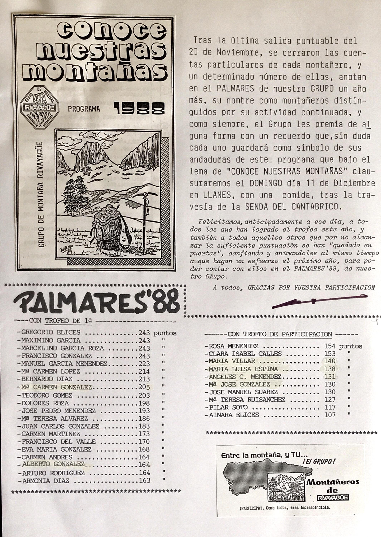 4 diciembre, 1988: Belén de Cumbres