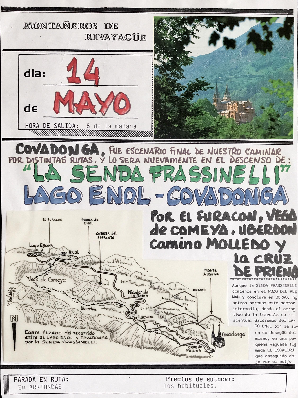 14 mayo, 1989: Senda Frassinelli