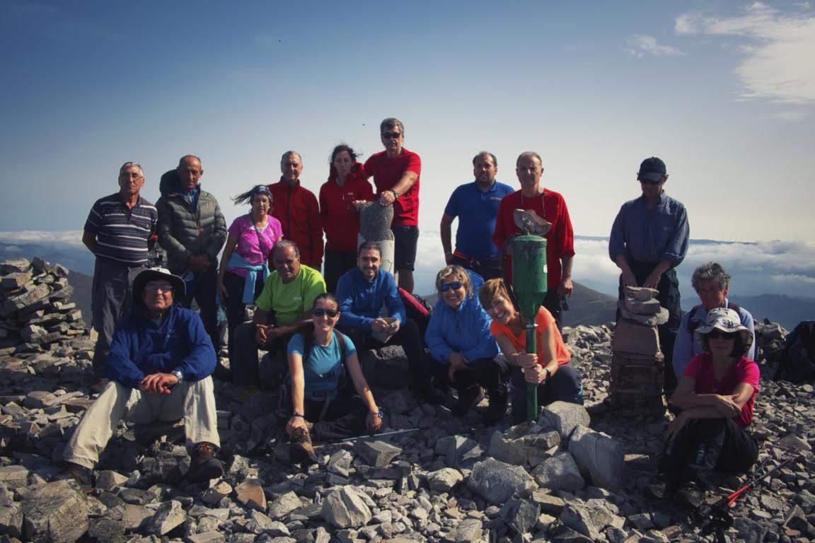 15 septiembre, 2019: Pico Mulleiroso (foto de grupo)