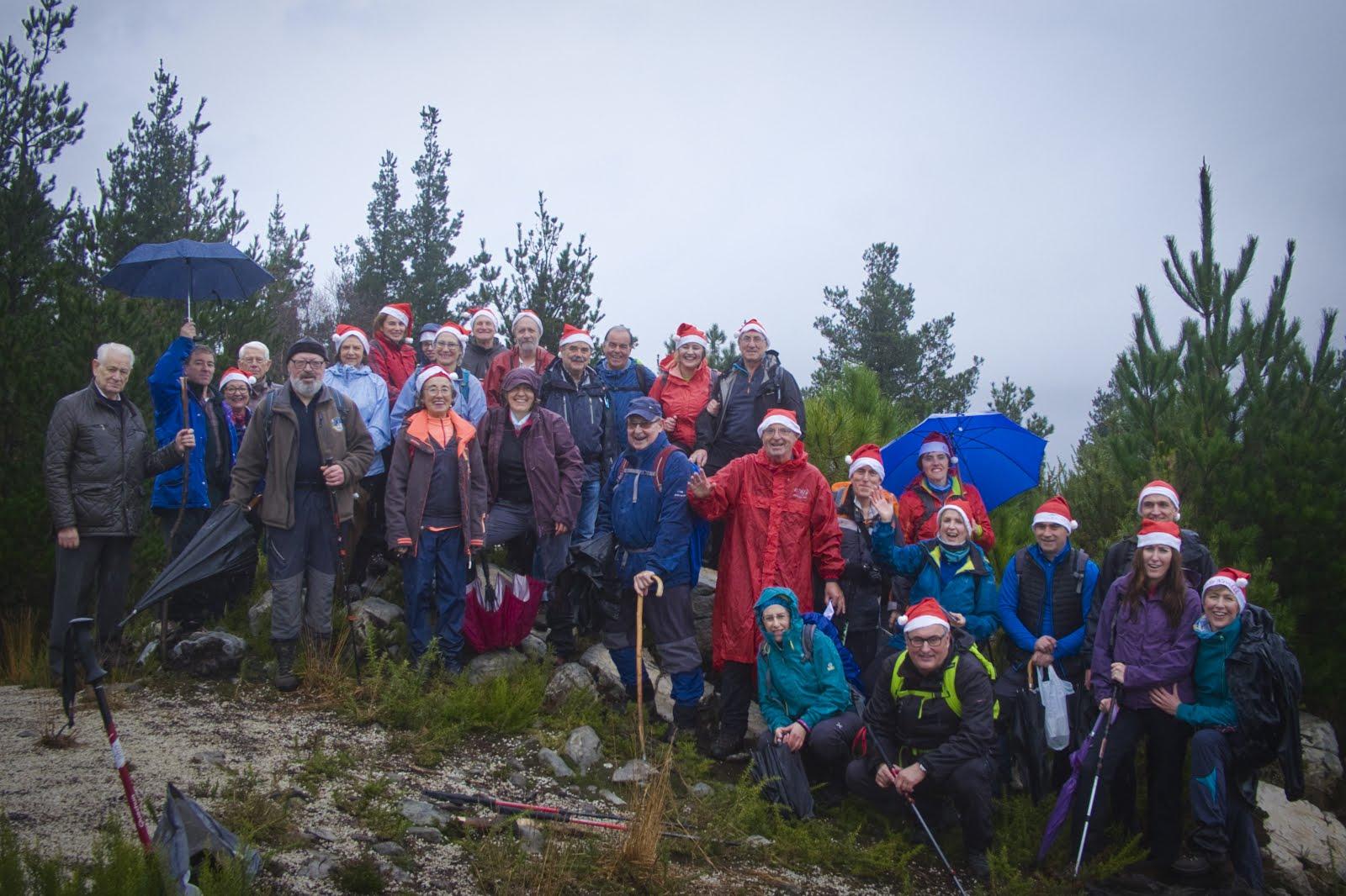 15 diciembre, 2019: La Reigada - Peñaflor (belén de cumbres - foto grupo)