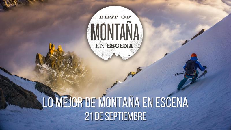 Evento 21 septiembre, 2021: Montaña en Escena